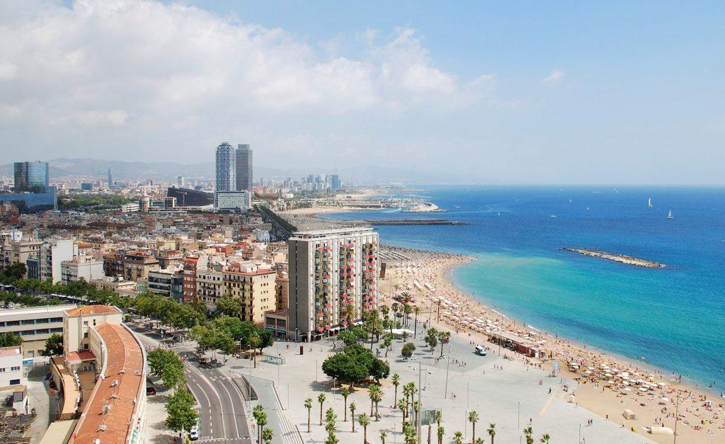 Eine Reise in die geilste Stadt nach Europa - Barcelona